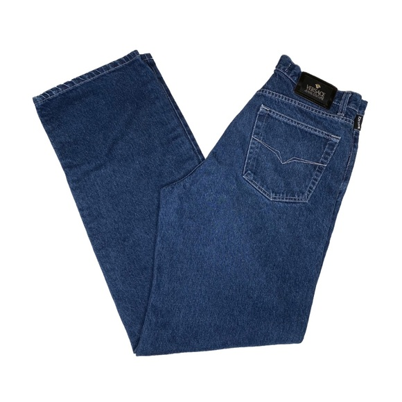 Versace Other - Versace Jeans Couture Blue Jeans EUC